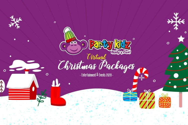 Virtual Christmas Packages